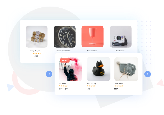 Elementor WooCommerce Widgets: