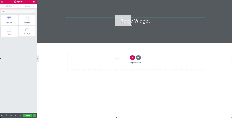 add-elementor-table