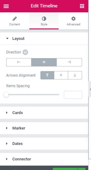elementor-timeline-widget-style-settings