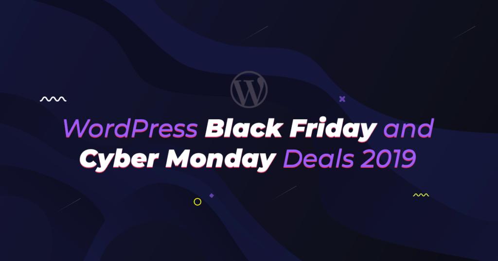 Wordpress Black Friday Cyber Monday Deals 2019 Powerpack For Elementor