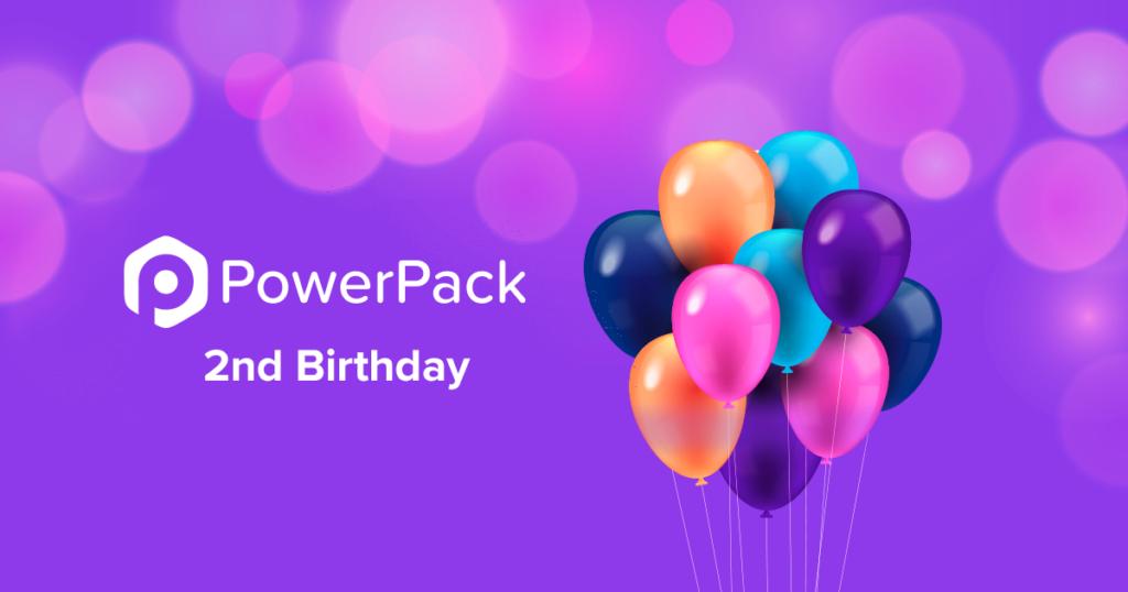 PowerPack 2nd Birthday
