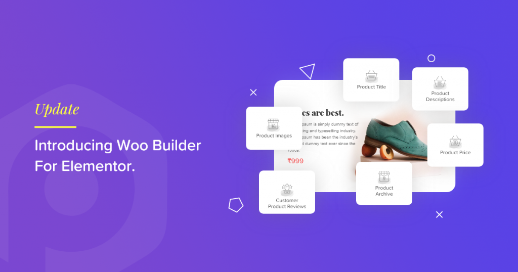 WooCommerce Builde Elementor