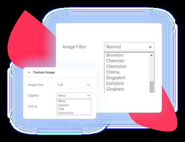 elementor image slider widget