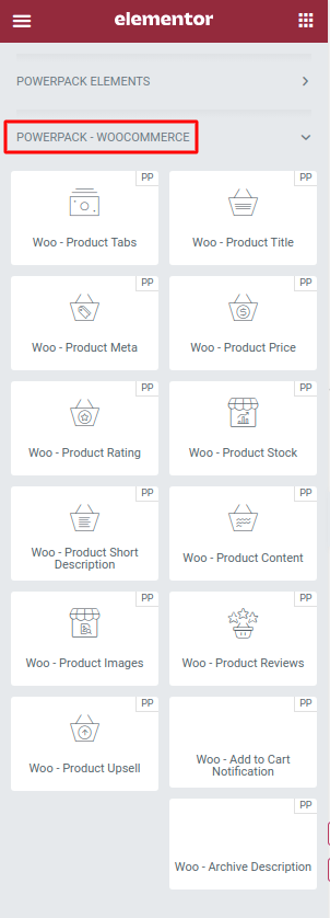 PowerPack - WooCommerce Widgets