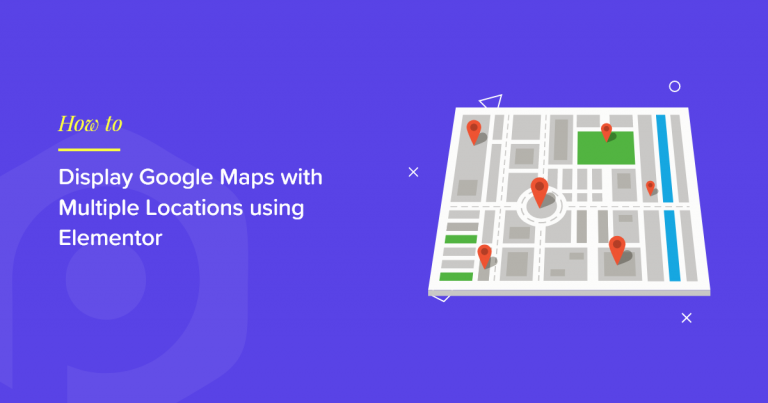 Display Google Maps with Multiple Location